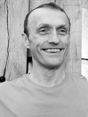 Stillpoint Yoga teacher: Andy Gill