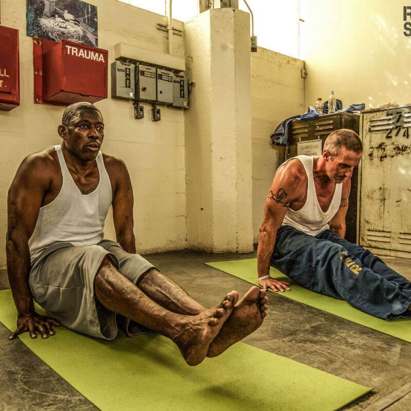 Prison Yoga Project Training