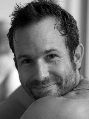 Scott Johnson, founder of Stillpoint Yoga London