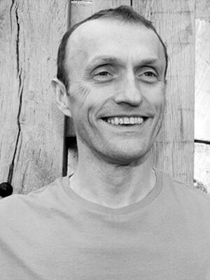 Stillpoint Yoga teacher: Andy Gill