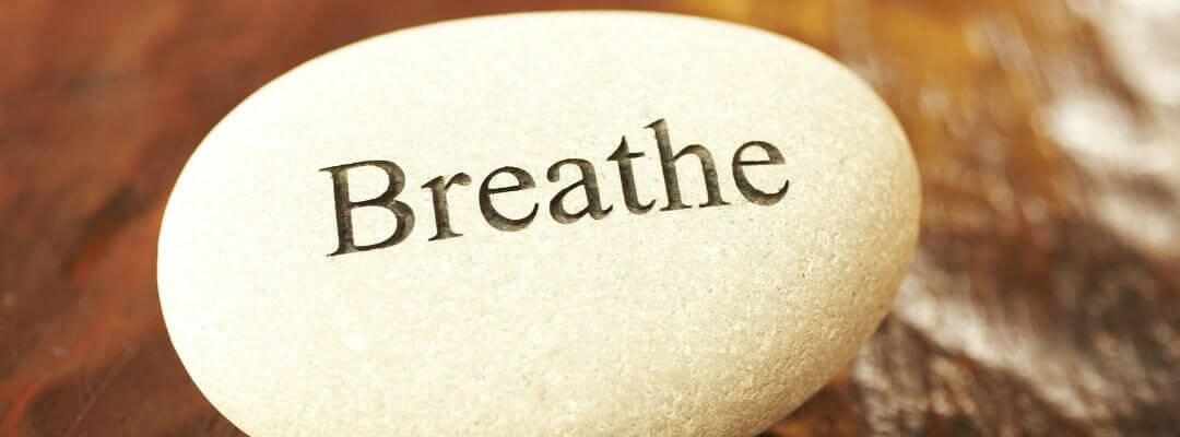 When I breathe I move