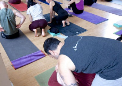 Ashtanga Yoga Teacher Greg Nardi
