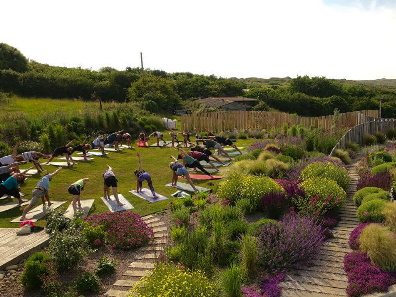 Ashtanga Yoga Retreat, Cornwall